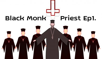 Black Monk Priest