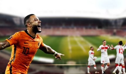 ทีมชาติเนเธอร์แลนด์ ปะทะ มอนเตเนโกร สหพันธ์ห้ามแฟนบอลเข้าชมเกมส์ในสนาม 5 ปี